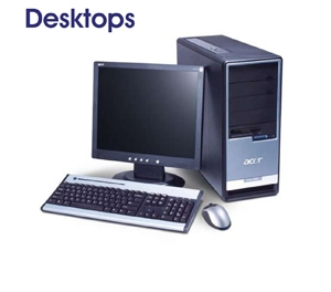 Desktops, more great deals to choose from
